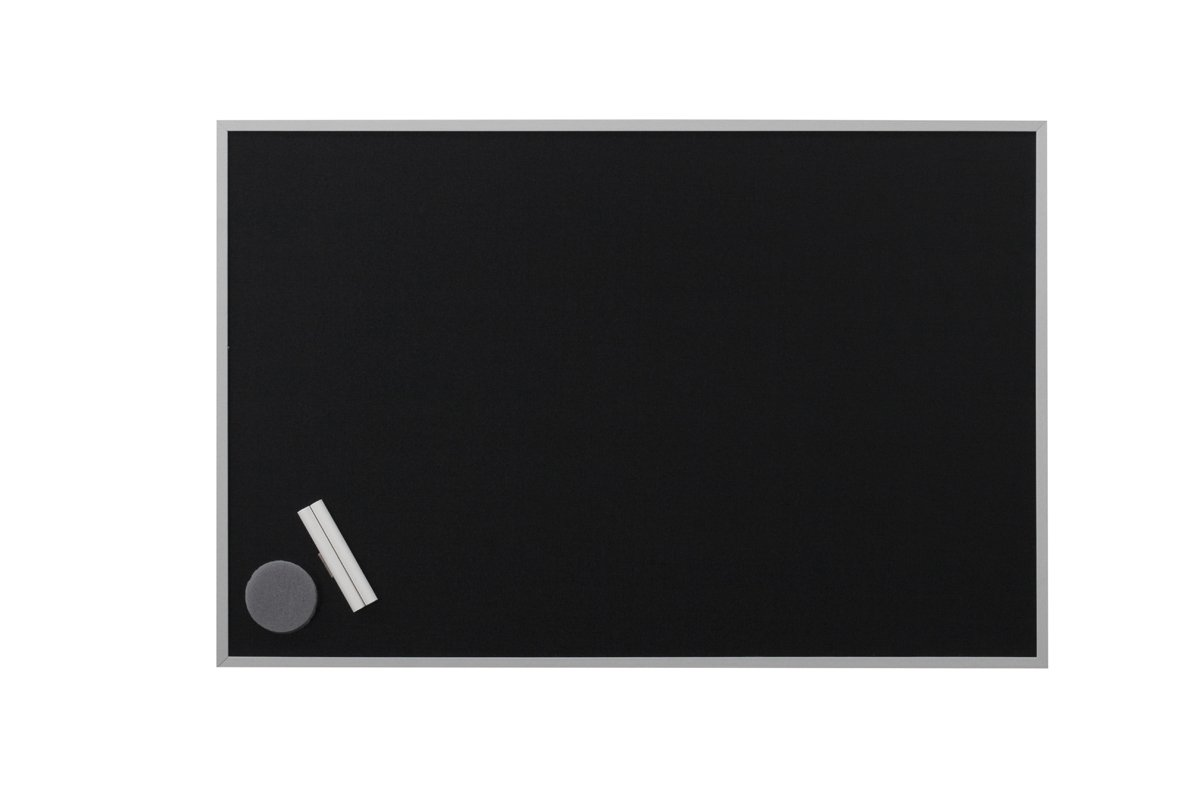 Bi-Office New Basic ardesia 585x385 mm Cadre Gris