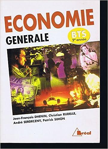 Livre Economie générale. BTS Tertiaire, 2e année epub, pdf