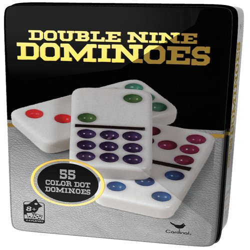 Double Color Dominoes Collectors styles
