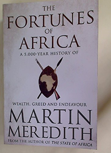 Download The Fortunes of Africa. pdf