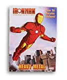 Iron Man Armored Adventures Coloring Book with Stickers