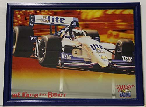 - indy car Miller Lite Racing Mirror Racing