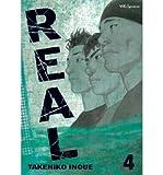 [ [ [ Real, Volume 4[ REAL, VOLUME 4 ] By Inoue, Takehiko ( Author )Apr-21-2009 Paperback