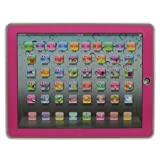 Y-pad Ypad PINK Color English Computer Table Learning Education Machine Tablet Toy Gift for Kids Children