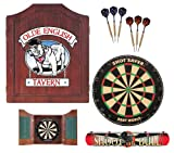 Dart World 47991 Bull Dog Darts Cabinet Kit