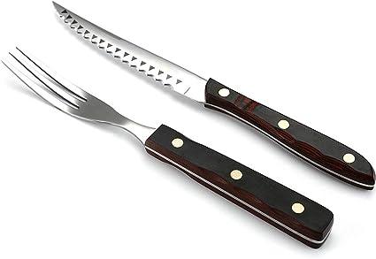 フォーク ナイフ と