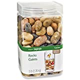 FloraCraft Rocks with 5-Pound Square Reuseable Jar, Multiple Sizes, Multiple Colors