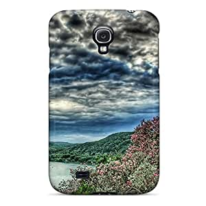Tpu Protector Snap AKW9089ExyF Case Cover For Galaxy S4