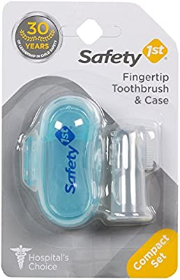 Amazon.com: Safety 1st Cepillo de dientes para bebés y ...