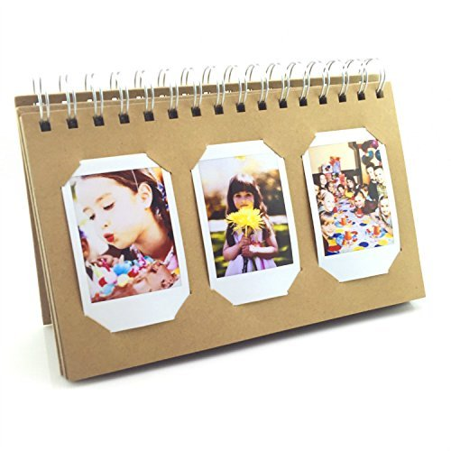 Amazoncom Hellohelio Vintage Book Style Photo Album Floral Home