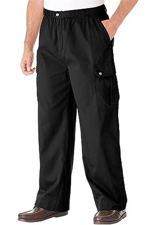 3535688b461 KingSize Men s Big   Tall Knockarounds Cargo Pants with Full Elastic Waist