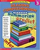 Scholastic Success With: Reading Comprehension Workbook: Grade 3