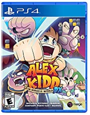 Alex Kidd In Miracle World DX - PlayStation 4 - Standard Edition
