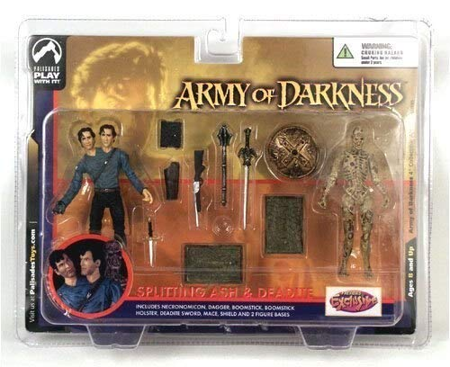 Army Of Darkness Splitting Ash & - Army Darkness Palisades