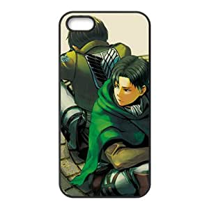 Attack On Titan Custom DIY Phone Case For Iphone 5S