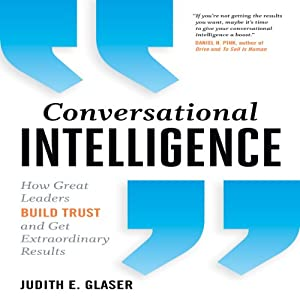 Conversational Intelligence | Livre audio