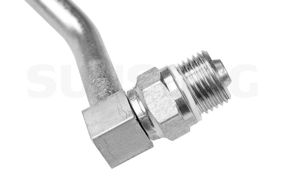 Sunsong 3401399 Power Steering Pressure Line Hose Assembly
