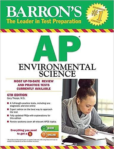 released multiple choice ap environmental science