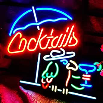 """New Restrooms Rest Rooms Wall Decor Beer Neon Sign 17/"""""""