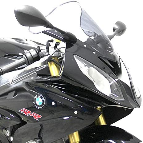 MRA Double Bubble Clear Windscreen for BMW S1000RR