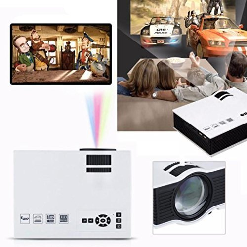 Projector-Lary-intel-1200lumens-1080P-HD-LED-Mini-Home-Multimedia-Video-Projector-with-Free-HDMI-for-Cinema-Theater-TV-Laptop-Game-SD-iPad-iPhone-Android-Smartphone-HDMI-VGA-USB-SD-Play