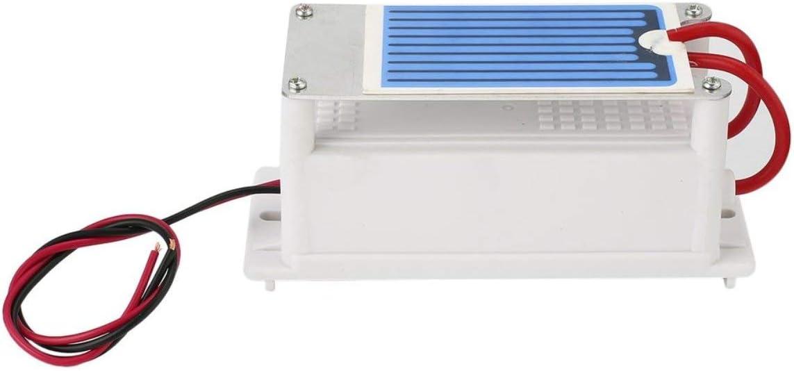 Losenlli 220 V Mini Generador de Ozono Integrado Placa de Cerámica ...