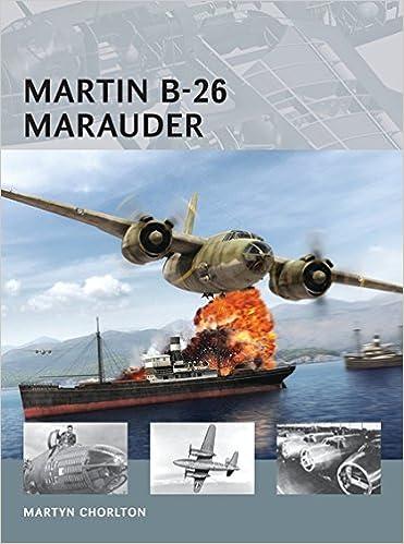 martin b26 marauder air vanguard martyn chorlton adam tooby henry morshead amazoncom books
