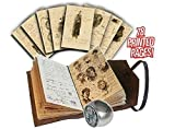 Underground Toys Doctor Who Journal of Impossible Things Action Figure with Masters Ring