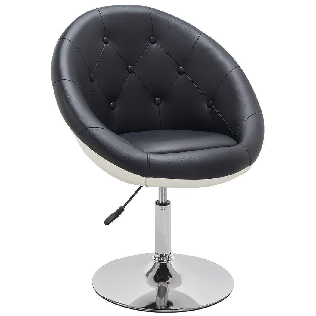 Stuhl ohne Rollen, höhenverstellbar, drehbar