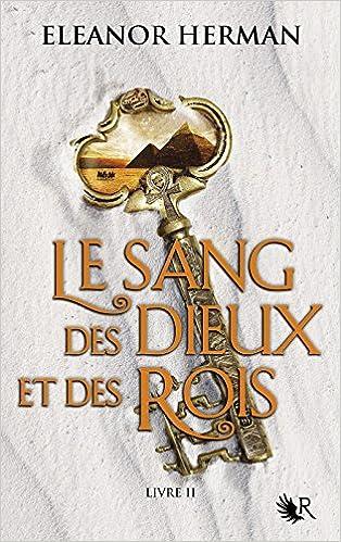Le sang des dieux et des rois, tome 2 d'Eleanor Herman 51eQ07MiwdL._SX312_BO1,204,203,200_