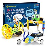 Best Kit For Kids - Giggleway Electric Motor Robotic Science Kits, DIY STEM Review