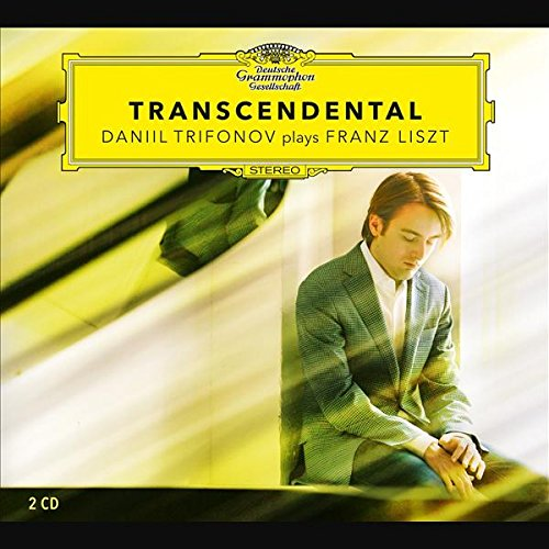 CD : Daniil Trifonov - Transcendental: Daniil Trifonov Plays Franz Liszt (2 Disc)