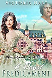 SWEET CLEAN ROYAL ROMANCE: A Royal Predicament: The Royals of Heledia (Book 2)
