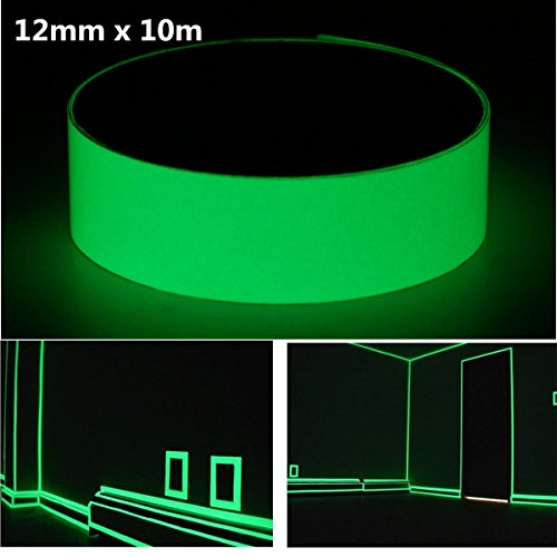 dipshop-12mmx10m-photoluminescent-tape-glow-at-darkness-egress-safety-mark-bright-green