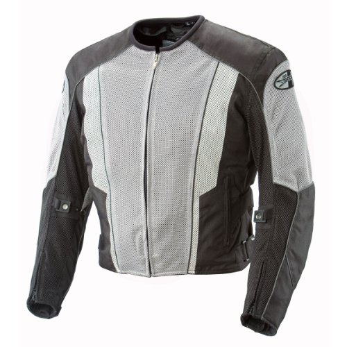 Tall Leather Motorcycle Jacket - 4