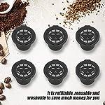 Caff-Capsule-Filtri-Cestini-in-plastica-e-acciaio-inox-riutilizzabili-capsule-di-caff-riutilizzabili-per-macchine-Nespresso-Cucchiaio-6-pezzi
