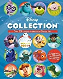 Disney Collection: 4 Movie Stories, Over 100 Stickers Plus Colouring and Activities!