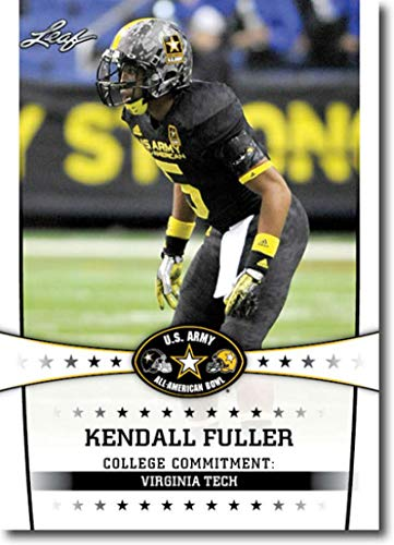 2013 Leaf Army All-American Bowl #61 Kendall Fuller NFL Football - Bowl Kendall