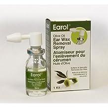 PharmaSystems Earol Olive Oil Ear Wax Removal Spray Kit, 10ml