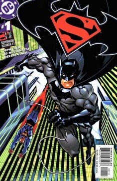 Read Online Superman/Batman #1 (Batman Variant Cover) ebook