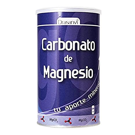 Drasanvi - CARBONATO DE MAGNESIO 200 GR.: Amazon.es: Salud y cuidado personal
