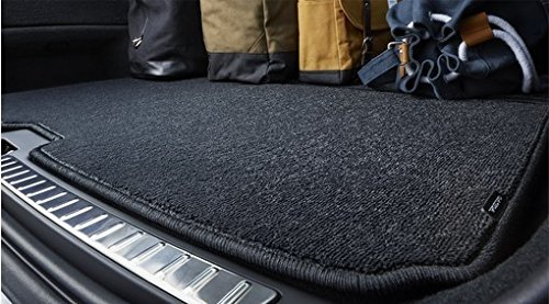 (Genuine Volvo Cargo Mat Carpet Black XC90 2016-2019)