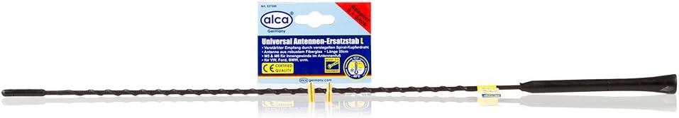 DACO antenna per auto vera antenna di ricambio di qualit/à radio AM//FM bee sting vite del montante nel tipo 55cm formato L