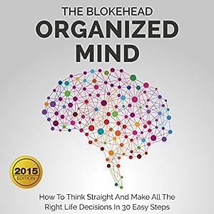 Organized Mind Audiobook
