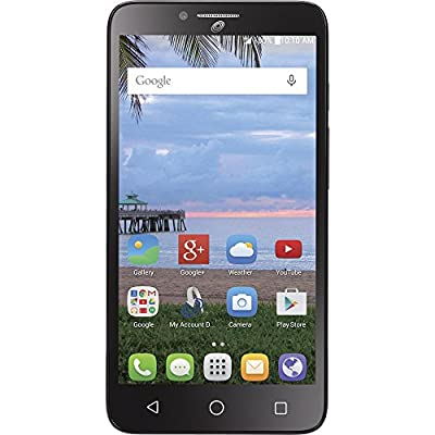 Simple Mobile Alcatel Pixi Glory 4G LTE Smartphone