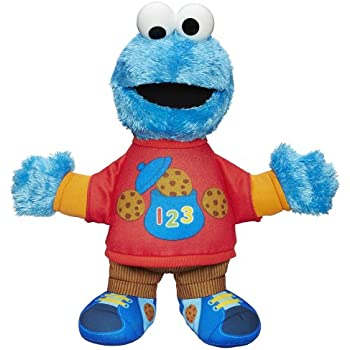 Amazon com: Sesame Street Count And Crunch Cookie Monster