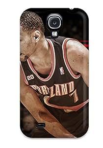 2252372K745258508 nba brandon roy portland trailblazers NBA Sports & Colleges colorful Samsung Galaxy S4 cases