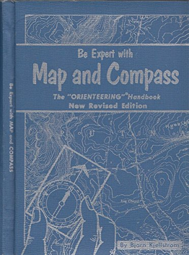 Be Expert with Map and Compass the