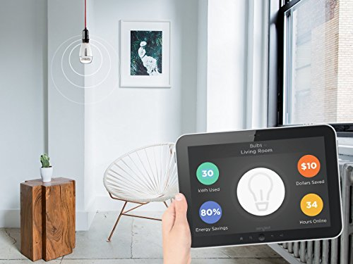 Sengled Element Plus A19 Smart Home LED Starter Kit, 2700K - 6500K Color Temperature, Compatible with Amazon Alexa and Google Assistant(2 Pack)