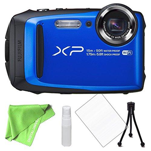 Fujifilm FinePix XP90 Digital Camera Blue